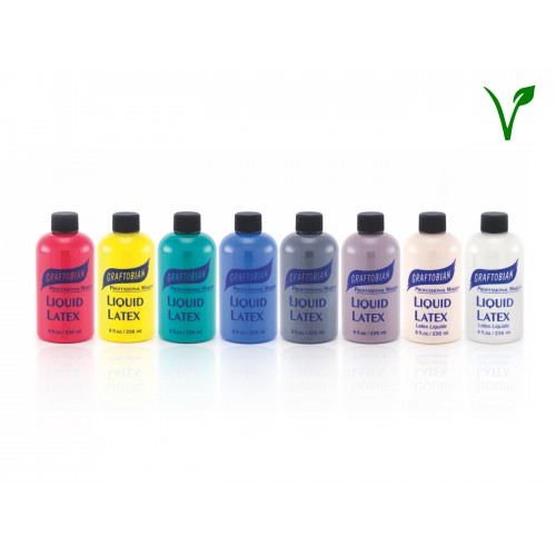 LIQUID LATEX - COLORED 236 ml