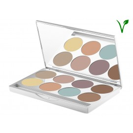 PALETA SOMBRAS MINERAL / MATE HD