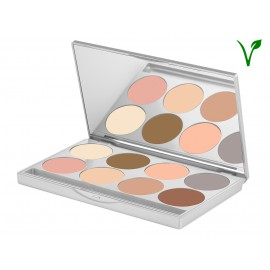 HD ULTRASILK MATTE EYE SHADOW PALETTE