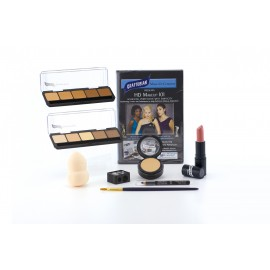 HD/UHD ESSENTIALS MAKEUP KITS