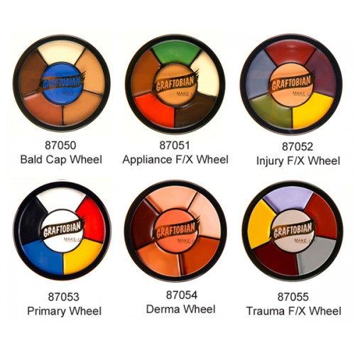 PRO RUBBER MASK GREASE WHEELS