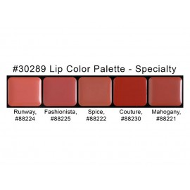 PALETA LIP COLORS: SPECIALTY