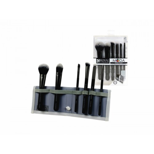 VEGAN BRUSH SET 6pc