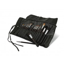 PRO MAKEUP ART BRUSH SET - 17 pc