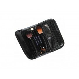 MINI TRAVEL BEAUTY BRUSH SET